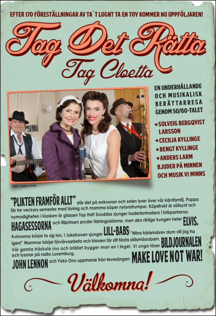 Affisch Cloetta pngbild