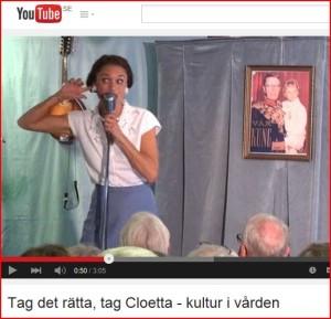 Cloetta - Youtube